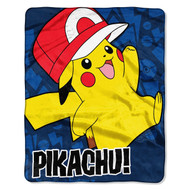 "Pokemon ""My Hat Royal""Throw"