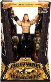 WWE Defining Moments Chris Jericho Figure