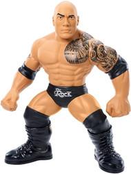 WWE Pin A Superstar The Rock Figure