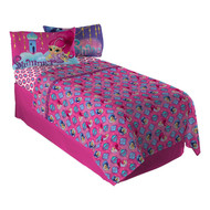 Shimmer & Shine Magical Wonder  Twin Sheet Set
