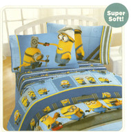 Despicable Me Minions Twin Sheet Set