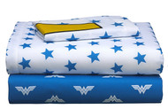 Wonder Woman Twin Sheet Set