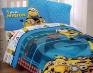 Despicable Me Microfiber Twin Comforter