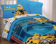 Despicable Me Microfiber Twin Comforter