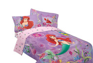 Ariel the Little Mermaid Twin/Full Comforter