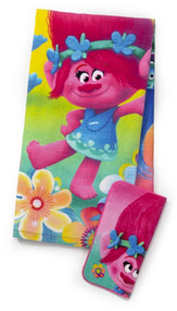 Dreamworks Trolls 2 Piece Bath Wash Set