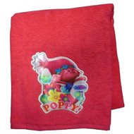 DreamWorks Trolls Poppy Bath Towel