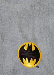 DC Comics Batman Logo Bath Towel