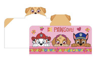 Paw Patrol Girls Hooded Towel Wrap