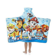 Paw Patrol Hooded Towel Wrap