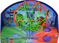 Disney PJ Masks Kid's Basketball Hoop with Ball