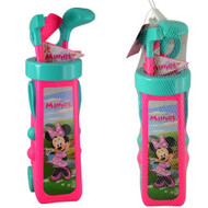 Disney Minnie Mouse Golf Caddy Set