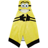 Despicable Me 'Minion Made' Hooded Towel