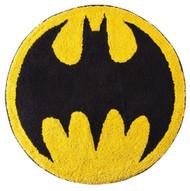 Batman Logo Tufted Bath Rug