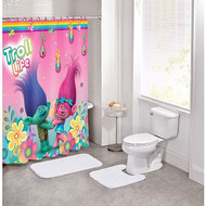 Dreamworks Trolls Trolls Hugfest Shower Curtain