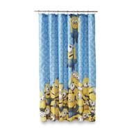 Minion Mayhem Shower Curtain