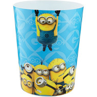 Despicable Me Universal's Minions  Wastebasket, Blue