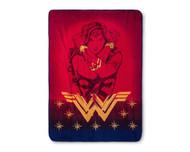 Wonder Woman Red Bed Blanket