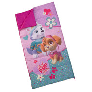 Paw Patrol Skye and Everest Indoor Slumber Bag