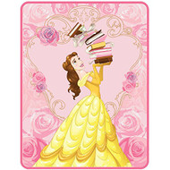 "Disney Belle ""Tale of Beauty"" Throw"