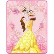 """Disney Belle """"Tale of Beauty"""" Throw"""
