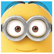 "Despicable Me Minions 12"" Decorative Pillow"