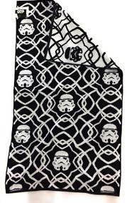 Star Wars Stormtrooper Emblem Bath Towel