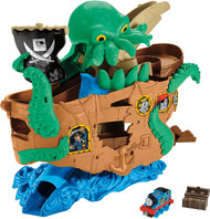 Thomas and Friends Sea Monster Pirate Set