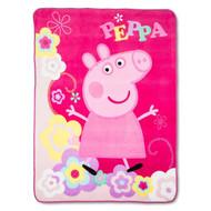 Peppa Pig Throw