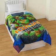 """Teenage Mutant Ninja Turtles """"NYC"""" Comforter, Twin"""