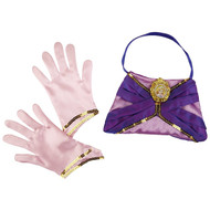 Disney Princess Rapunzel Evening Purse- Pink/Purple