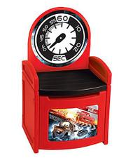 Disney Cars Maximum Velocity Chair and Storage
