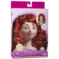 Disney Princess Merida Role Play Wig