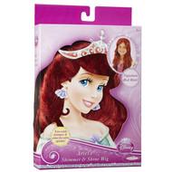 Disney Princess Ariel Role Play Wig