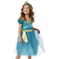 Disney Princess Merida Dress-Blue
