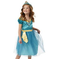Disney Princess Merida Dress-Blue