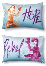 Star Wars Forces Of Destiny Pillowcase