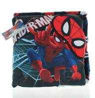 Marvel Spiderman Throw Travel Set