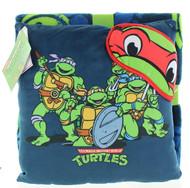 Teenage Mutant Ninja Turtles Travel Throw Set
