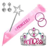 Birthday Party Princess Dress Up Accessories Set