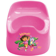 Dora the Explorer Petite Floor Potty- Pink
