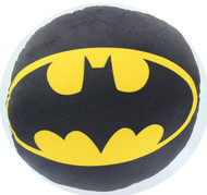 Justice League Batman Round Pillow -(Batman Logo)