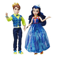 Descendants Neon Exclusive Ben and Evie Doll
