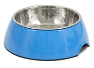 Petmate 28 oz Italia Bowl, Large, Blue