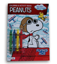 Bendon Peanuts Color and Play Activity Book (Color & Play)