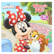 Minnie Mouse Where is Fifi Book