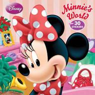 Disney Minnie's World Book