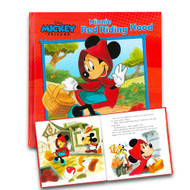Minnie Red Riding Hood Book