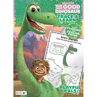 The Good Dinosaur Trace & Learn Book