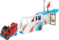 DC Super Hero Girls Action Doll Feature Bus